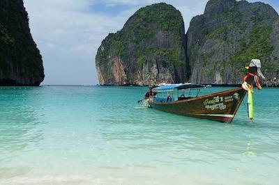 que visiter en Thailande : les îles