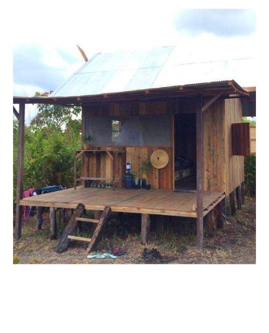 bungalow mission écovolontariat