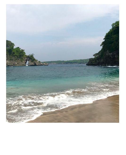 vacances humanitaires : découvrir Crystal Bay à Nusa Penida