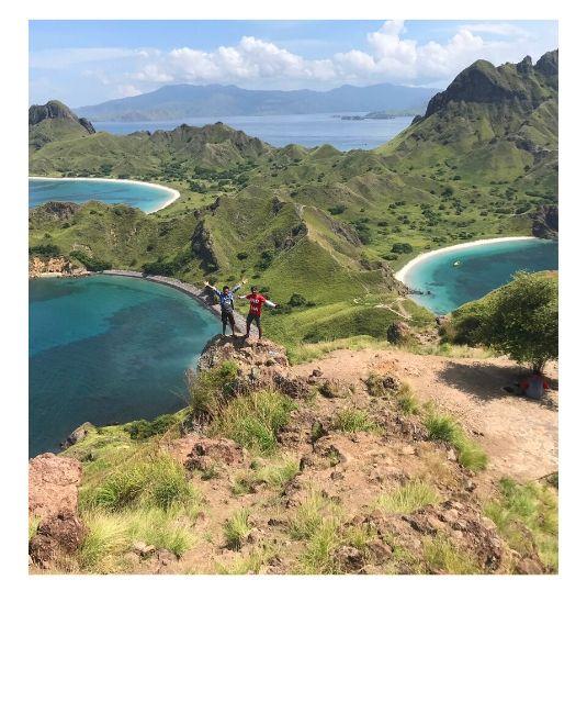 panorama voyage Komodo