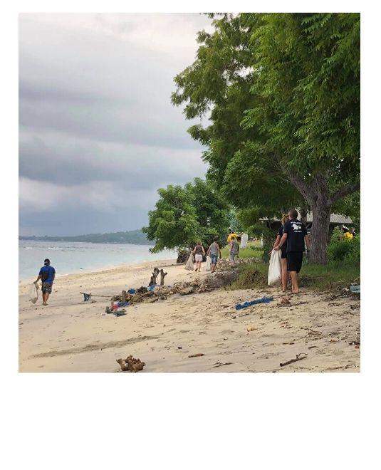 mission humanitaire écologique à Bali