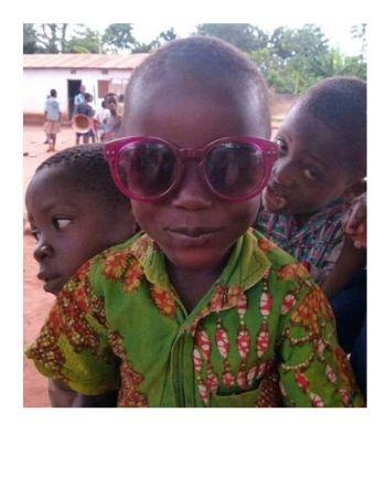 mission humanitaire Afrique enfants