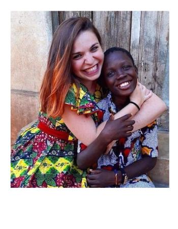 partir en mission humanitaire en Afrique