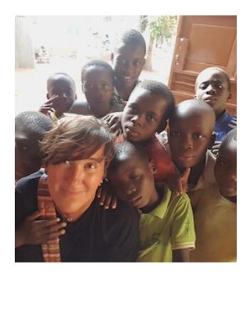 Voyage humanitaire afrique