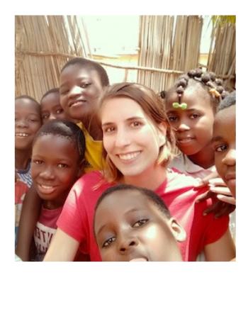 voyageur humanitaire Afrique