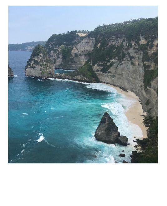 vacances humanitaires à Bali Nusa Penida
