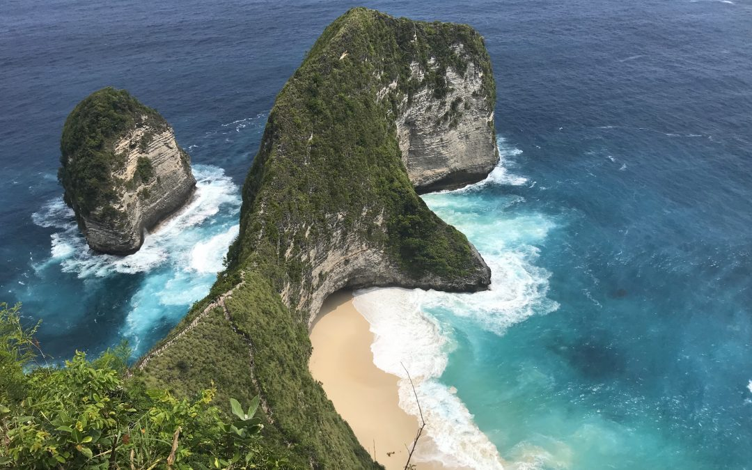 visiter nusa penida - Bali