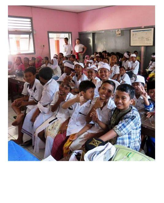 vacances humanitaires Bali