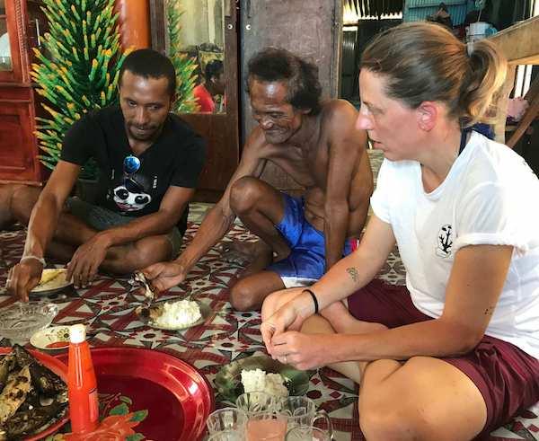 voyage solidaire humanitaire en indonesie